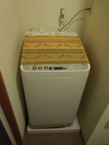 ホテルピースアイランド宮古島市役所通り洗濯機