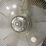 扇風機食洗機洗浄前