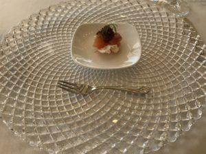 アマンダンセイル千葉みなと小前菜
