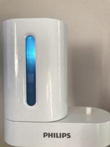 ソニッケアー紫外線除菌器 X6972/10 X6950
