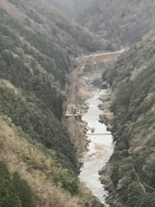 嵐山-高雄パークウエイ保津峡展望台