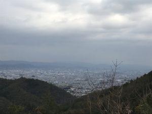 嵐山-高雄パークウエイ愛宕山展望台