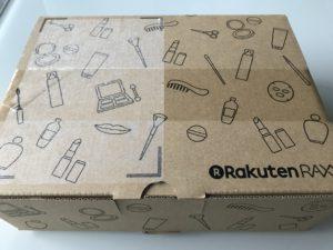 ビューティアポセカリー RAXY Limited Edition 2018年03月外箱