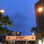 ハワイホノルルハーフマラソンハパルア2018に参加しました