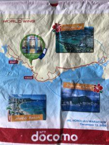 ホノルルマラソン2009