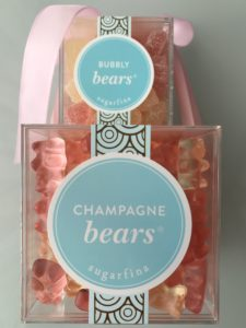 sugarfina シュガーフィナ CHAMPAGNE BUBBLY Bears グミ