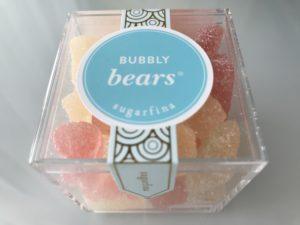 sugarfina シュガーフィナ BUBBLY Bears グミ