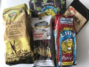 ロイヤルコナ 100%コナ ライオンコーヒーフレーバーコーヒーバニラマカダミア ハワイアンアイルズ コナコーヒー キャラメルクリーム