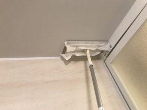 風呂掃除天井