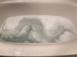 炭酸塩漬け風呂