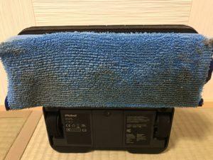 ブラーバ380jを畳で使用する