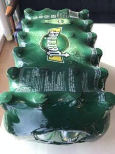 コストコ ペリエ500×24本ペットボトル