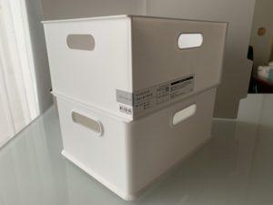 ニトリNインボックス新旧比較