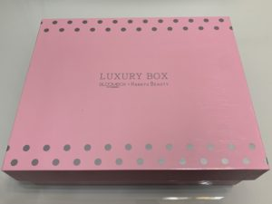 LUXURY BOX BLOOMBOX by @cosme× HANKYU BEAUTY201911