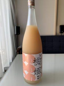 中田食品 とろこく桃姫[梅酒]